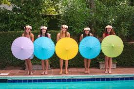 Parties ideas for teenage girls Outdoor Girl Pool Parties Pool Party Ideas Teenage Girls With Flower Crowns And Parasols Boy Girl Pool Girl Pool Parties Pool Party Update Teenage Daringgirlsclubcom Girl Pool Parties Pool Birthday Party Ideas For Girls Girl Pool