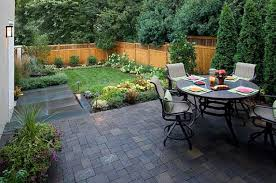 Small Picture Decorating Small Garden Landscape Ideas for Unwinding Time Home