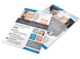 Community Clean Up Flyer Template Design Dental Brochures Postcards More Mycreativeshop
