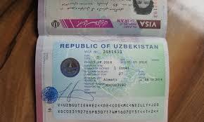 Abroad Visa Bring Get Kazakhstan Baby - Uzbekistan Almaty How From To Tourist