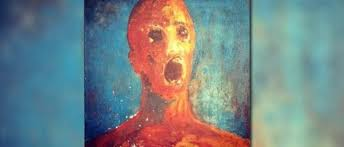 5 the anguished man