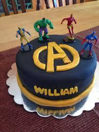 Avengers Birthday Cake Leahs Lovely Gateaux Cakes 2013 Birijuscom