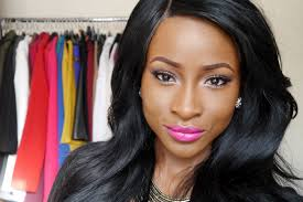 Image result for Nigerian woman in makeup