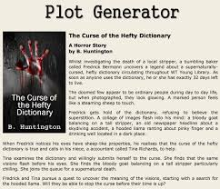 write your own spooky story random plot generators the  screen shot 2014 10 22 at 9 41 11 am