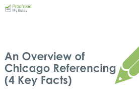 An Overview Of Chicago Referencing 4 Key Facts