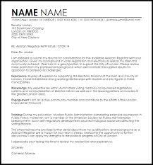 Associate Registrar Sample Resume New Community Engagement Cover Letter Chechucontreras