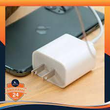 Bộ Củ Sạc Nhanh 20w Cho Iphone 11/12/X/8 IPad Pin Dự Phòng Cáp Sạc Nhanh  USB-C To Lightning giá cạnh tranh