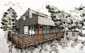 Home Design Sketch robert padgett brings his home design sketches