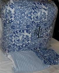 ralph lauren bedroom set assn ralph lauren porcelain blue king comforter set new st quality ralphlau
