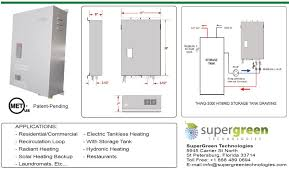 nanotech electric tankless water heaters and electric tankless Super Green Tankless Wiring Diagram electric tankless water generators \