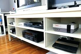 Image Multiple Tv Game Video Game Storage Ideas Video Game Storage Ideas For Your Room Furniture With White Wooden Video Video Game Nestledco Video Game Storage Ideas Video Game Storage Furniture Video Game