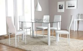 glass table with 6 chairs brilliant dining table sets glass square dining table for 8 on round dining table and epic glass extending table 6 chairs