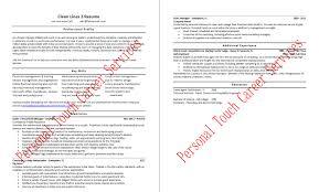 Workforce Development Specialist Sample Resume attendance