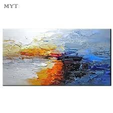 colorful wall art modern picture painting abstract thick oil paintings on canvas handmade beautiful colorful wall colorful wall art