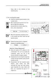daewoo doosan d1146 d1146ti de08tis diesel engine maintenance manual pdf