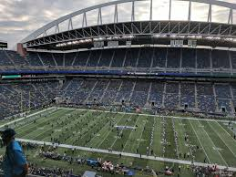 Seattle Seahawks Stadium Seating Chart Rows Centurylink Field Section 308 Seattle Seahawks
