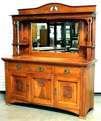 antique sideboard buffet credenza maple cabinet sideboards and hutch blog for office agreeable