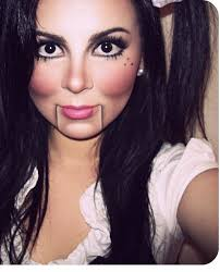today i am unfolding before you 15 doll face makeup ideas trends styles of