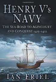 henry vs navy by ian friel cover henry
