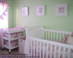 Image Eco Friendly Easylovely Baby Girl Nursery Ideas Green F73x In Brilliant Small House Decorating Ideas With Baby Girl Home Design Architecture Styles Ideas Flowy Baby Girl Nursery Ideas Green F43x In Brilliant Home