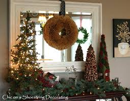 Rustic Christmas Ornaments Rustic Christmas Design Ideas
