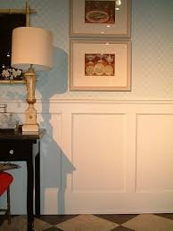 wainscoting panels designs and styles