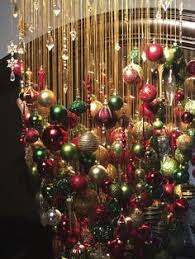 Christmas Decoration Design Hallway merry christmas Pinterest Christmas chandelier 7