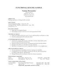 Examples Of Combination Resume Combination Resume Template Word ...
