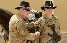 Us Army Cavalry Cav Team Gets Branded In Kandahar Article The United