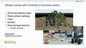 Design 3D Scenes for Automated Driving ...