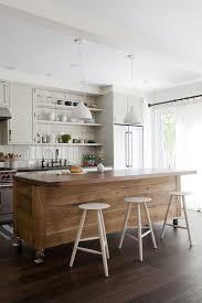 permanent small kitchen islands on wheels Kitchen Pinterest