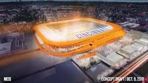 Fc Cincinnati Stadium Seating Chart Fc Cincinnati Updates Stadium Plan Cincinnati Business Courier
