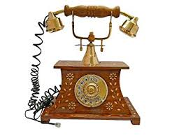 Small Picture Buy ITOS365 Antique Telephone Home Dcor Vintage Items Made of