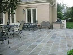 Lovable Backyard Flooring Ideas Patio Floors