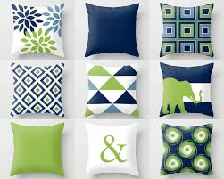 Blue And Green Decor Blue Green White Living Room Yes Yes Go
