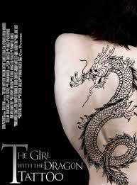тату дракона фото для девушек