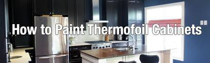 painting thermofoil cabinets. HowtoPaintThermofoilCabinets In Painting Thermofoil Cabinets