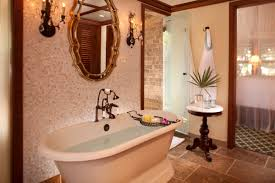 little island resort romance suite soaking tub