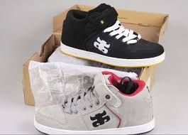 size 14 skater shoes ipath suede synth skateboard sneakers gary black color us size 6