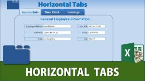 Learn How To Create Tabs In Microsoft Excel In This Easy Vba Tutorial Video