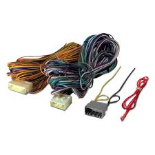 american international® crh607 wiring harness oem plugs and american international® wiring harness oem plugs and amplifier bypass