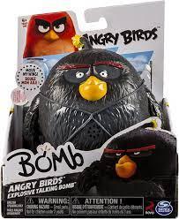Amazon.com: Angry Birds – explosiva Talking Bomb : Juguetes y Juegos