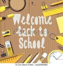 Welcome Back To School Template Sign Up Sheet Microsoft Word
