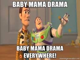 Image result for baby mama meme