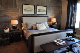 Bedroom:Fabric Area Carpet Glamorous Small Modern Block Board Stained Frame Bed  Grey Patterned Rugmasculine