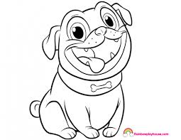 Disneys Puppy Dog Pals Coloring Pages Archives Rainbow Playhouse