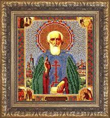 Купить: Рама Мир Багета №38 Рамка для иконы Прп.Сергий ...