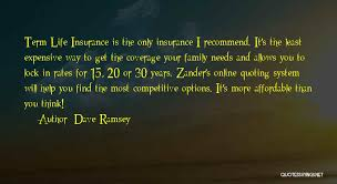 Zander Life Insurance Quote Enchanting Term Life Insurance Quotes Zander Best Quote Photos HaveimagesCo