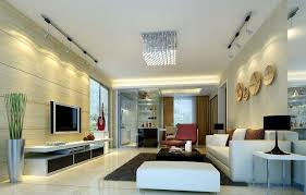 pearl chandelier projection wall lamp living room interior design