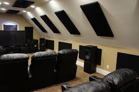 home theater acoustic wall panels. watch a video demonstration of his home theater here: nielson eznack\u0027s - youtube acoustic wall panels